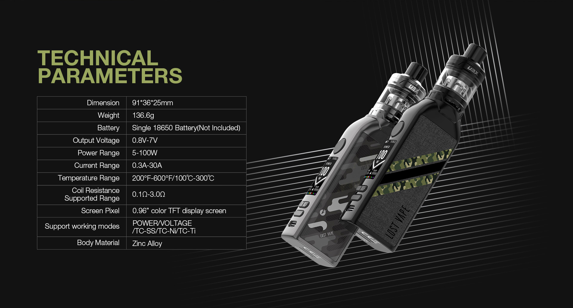 BTB-100W-STARTER-KIT
